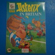 Cómics: COMIC DE ASTERIX IN BRITAIN EN INGLES Nº 14 AÑO 198? ED. DEL PRADO L 29 B. Lote 289822308