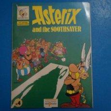Cómics: COMIC DE ASTERIX AND THE SOOTHSAYER EN INGLES Nº 4 AÑO 198? ED. DEL PRADO L 29 B. Lote 289822538