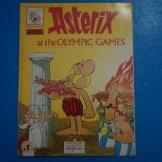 Cómics: COMIC DE ASTERIX AT THE OLYMPIC GAMES EN INGLES Nº 1 AÑO 198? ED. DEL PRADO L 29 B. Lote 289822808