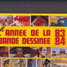 Fumetti: L'ANNÉE DE LA BANDE DESSINÉE (TEMPS FUTURS) - 83-84. Lote 291602433