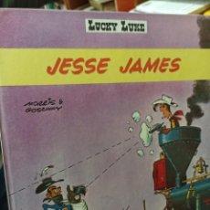 Cómics: LUCKY LUKE. JESSE JAMES. Lote 291871958