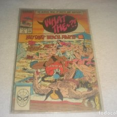 Cómics: WHAT THE ? N. 4 . MUTANT BEACH PARTY. Lote 291933523