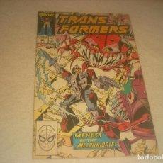 Cómics: TRANSFORERS N. 52 MARVEL , EN INGLES.. Lote 292404408