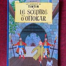 Cómics: TINTIN. LE SCEPTRE D'OTTOKAR. CASTERMAN.. Lote 292586798
