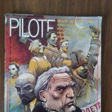 Cómics: PILOTE Nº 89 OCTOBRE '81 (EN FRANCÉS). Lote 293697863