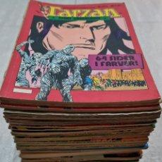 Cómics: LOTE DE 78 COMICS DE TARZAN. Lote 294492223
