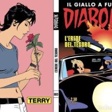 Cómics: DIABOLIK RISTAMPA - N.683- L'EREDE DEL TESORO - ASTORINA SRL. Lote 295503248