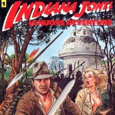 Cómics: INDIANA JONES SERE COMPLETA 1-11 - ED. L'ISOLA TROVATA - ED. L'ISOLA TROVATA. Lote 295503288