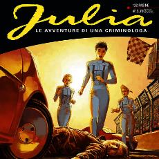 Cómics: JULIA N.222 - LA GRANDE CORSA - BONELLI ED.. Lote 295503293