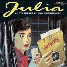 Cómics: JULIA N.204 - PISTA FREDDA PER JULIA - BONELLI ED.. Lote 295503298