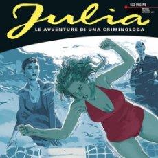 Cómics: JULIA N.228 - LA PISCINA - BONELLI ED.. Lote 295503303