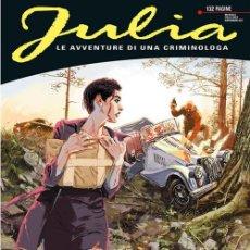 Cómics: JULIA N.230 - UNA BUSTA CHE SCOTTA - BONELLI ED.. Lote 295503308