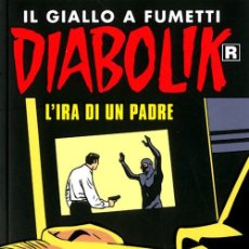 Cómics: DIABOLIK RISTAMPA - N.699 - L'IRA DI UN PADRE - ASTORINA SRL. Lote 295503338