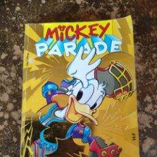 Cómics: WALT DISNEY, MICKEY PARADE N° 166: VIDEO-DONALD. Lote 295775693