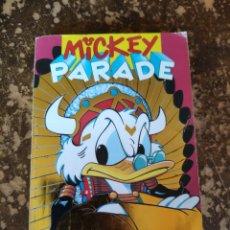 Cómics: WALT DISNEY, MICKEY PARADE N° 160: LE FANTOME DU SACHEM. Lote 295776033