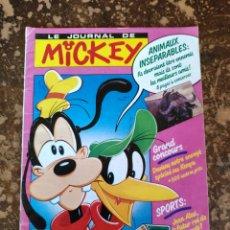 Cómics: WALT DISNEY, LE JOURNAL DE MICKEY N° 1997 (28 SEPTEMBRE 1990). Lote 295777748