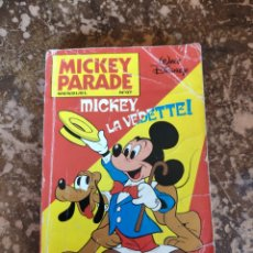 Cómics: WALT DISNEY, MICKEY PARADE N° 47: MICKEY, LA VEDETTE!. Lote 295778233