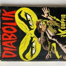 Cómics: DIABOLIK - ANNO XVI - N.22 - DOPPIO INGANNO - ASTORINA SRL. Lote 295901218
