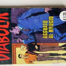 Cómics: DIABOLIK - ANNO XVII - N.16 - AGGUATO AL RIFUGIO - ASTORINA SRL. Lote 295901243