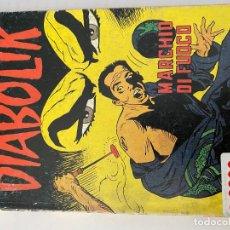 Cómics: DIABOLIK - ANNO XIII - N.24 - MARCHIO DI FUOCO - ASTORINA SRL. Lote 295901248