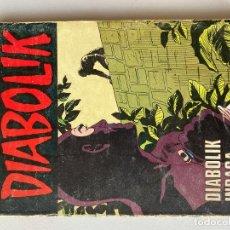 Cómics: DIABOLIK - ANNO XIV - N.16 - DIABOLIK INDAGA - ASTORINA SRL. Lote 295901258