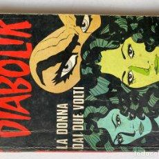 Cómics: DIABOLIK - ANNO XIV - N.25 - LA DONNA DAI DUE VOLTI - ASTORINA SRL. Lote 295901273