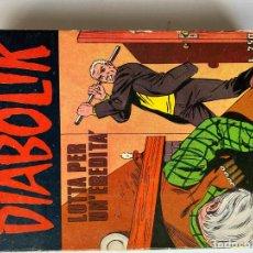 Cómics: DIABOLIK - ANNO XV - N.22 - LOTTA PER UN'EREDITA' - ASTORINA SRL. Lote 295901298