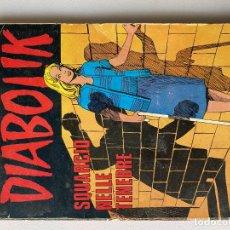 Cómics: DIABOLIK - ANNO XVI - N.5 - SQUARCIO NELLE TENEBRE - ASTORINA SRL. Lote 295901303