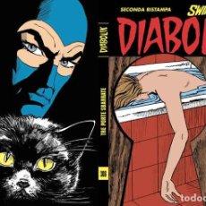 Cómics: DIABOLIK SWISS - SECONDA RISTAMPA - N.306 - TRE PORTE SBARRATE - ASTORINA SRL. Lote 295901318