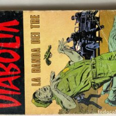 Cómics: DIABOLIK - ANNO XVIII - N.19 - LA BANDA DEI TRE - ASTORINA SRL. Lote 295901323