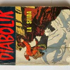 Cómics: DIABOLIK - ANNO XV - N.13 - LA SFIDA - ASTORINA SRL. Lote 295901333