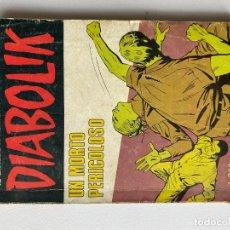 Cómics: DIABOLIK - ANNO XVI - N.26 - UN MORTO PERICOLOSO - ASTORINA SRL. Lote 295901348