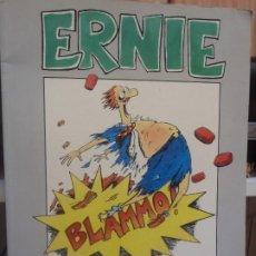 Cómics: ERNIE - BUD GRACE - I GRANDI LIBRI DI COMIX - IL GIORNALE DEI FUMETTI - 1993 - TEXTO ITALIANO. Lote 296067328