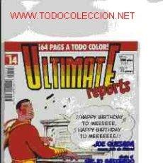 Cómics: ULTIMATE REPORTS Nº 14. Lote 26491909