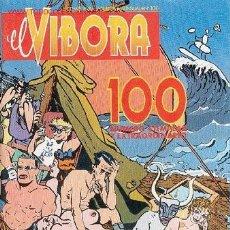 Cómics: EL VIBORA Nº 100 NUMERO EJEMPLAR Y EXTRAORDINARIO. Lote 26145475