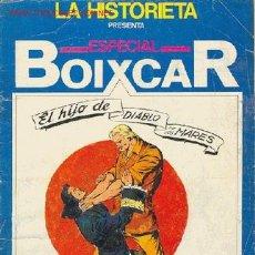 Cómics: LA HISTORIETA ESPECIAL BOIXCAR. Lote 26602409