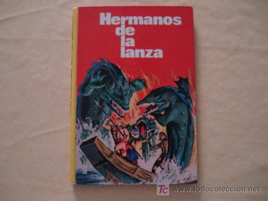 COLECCIONISTAS.TOMO TAPA DURA HERMANOS DE LA LANZA.A TODO COLOR. POSIBILIDAD DE LOTES CON DESCUENTOS (Tebeos y Comics - Comics Extras)