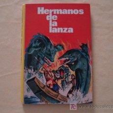 Cómics: COLECCIONISTAS.TOMO TAPA DURA HERMANOS DE LA LANZA.A TODO COLOR. POSIBILIDAD DE LOTES CON DESCUENTOS. Lote 26891327