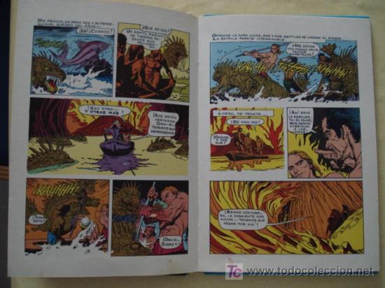 Cómics: Muestra del interior del comic. - Foto 2 - 26891327
