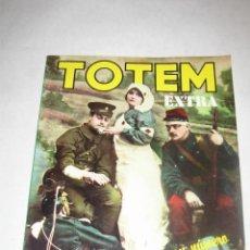 Cómics: TOTEM, EXTRA. ESPECIAL GUERRA. Nº 9, 1977. Lote 27388591