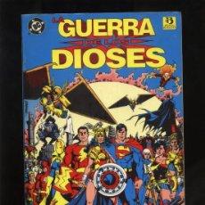Cómics: LA GUERRA DE LOS DIOSES. Lote 108300127