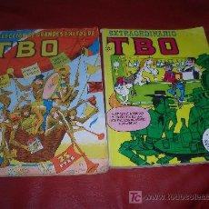 Cómics: TBO EXTAORDINARIO Y GRANDES EXITOS. Lote 4527940