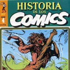 Cómics: HISTORIA DE LOS COMICS MEJORES PERSONAJES,MEJORES DIBUJANTES,ETC...Nº4. Lote 16228162