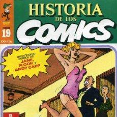 Cómics: HISTORIA DE LOS COMICS MEJORES PERSONAJES,MEJORES DIBUJANTES,ETC...Nº19. Lote 4815870