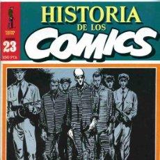 Cómics: HISTORIA DE LOS COMICS MEJORES PERSONAJES,MEJORES DIBUJANTES,ETC...Nº23. Lote 4815894