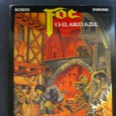 Cómics: FOC. T 3 EL ARCO AZUL 23. Lote 10737404