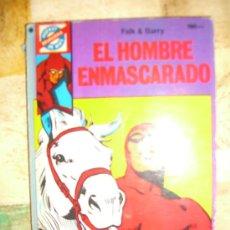 Cómics: EL HOMBRE ENMASCARADO. POCKET DE ASES. BRUGUERA CJ 4. Lote 12344200