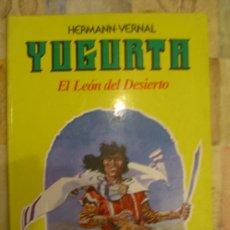 Cómics: YOGORTA. EL LEON DEL DESIERTO CJ 20. Lote 10737401