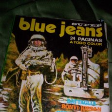 Cómics: QUEX - TEBEOS - COMICS - SUPER BLUE JEANS - 1 COMIC. Lote 6102442