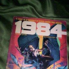 Cómics: QUEX COMIC TEBEOS - TEBEO COMIC 1984 - 1 COMIC. Lote 6102695